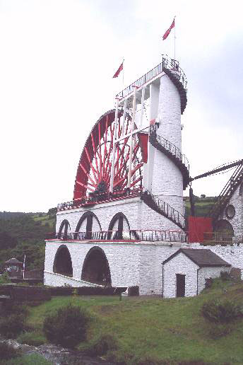 Great Laxey Wheel